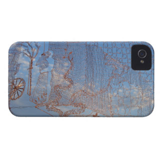 Lace Lovers iPhone 4 Case-Mate Case
