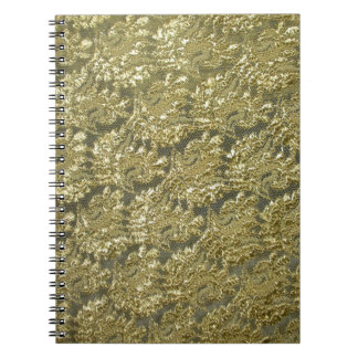 lace notebooks