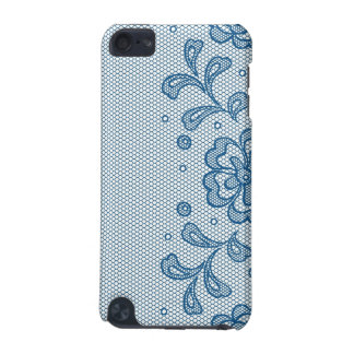 Lace pattern, flower vintage 2 iPod touch 5G covers