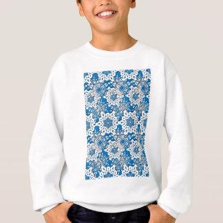 Lace snowflake 4 sweatshirt