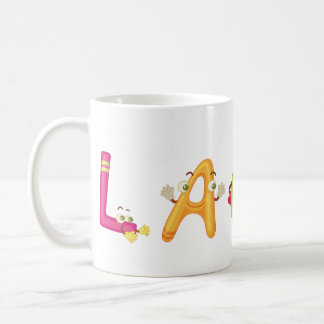 Lacey Mug