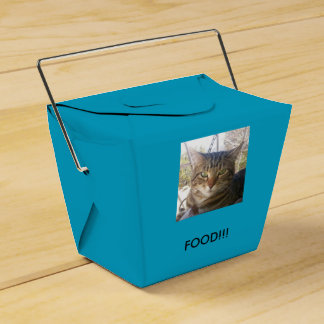 lachlantopcat FOOD!!! Take Out Favor Box