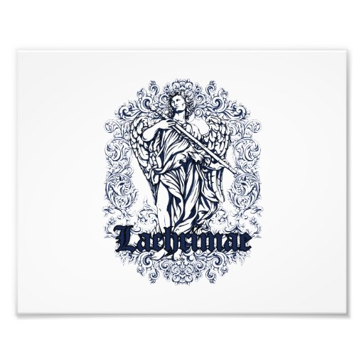 lachrimae blue affected design photo