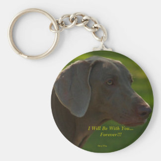 Lacie, I Will Be With You...Forever!!!, Photo b... Keychain