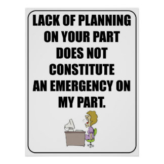 Funny Office Signs Posters Zazzle Canada
