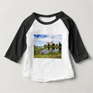 Läckö castle baby T-Shirt