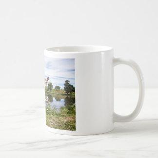 Läckö castle coffee mug