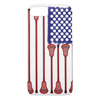 Lacrosse AmericasGame iPhone 8/7 Case
