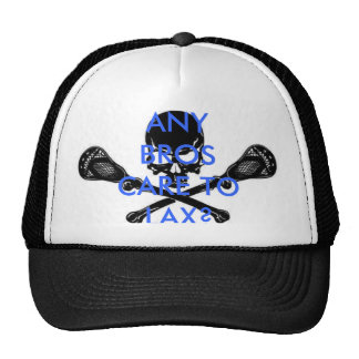 lacrosse ANY BROS CARE TO LAX Mesh Hat