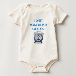 LACROSSE BABY BODYSUIT