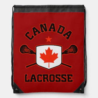 Lacrosse backpack - Canada
