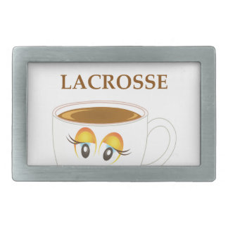 LACROSSE BELT BUCKLE