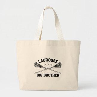Lacrosse Big Brother Large Tote Bag