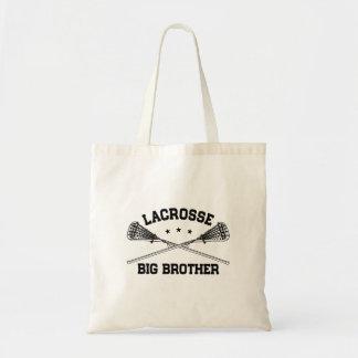 Lacrosse Big Brother Tote Bag