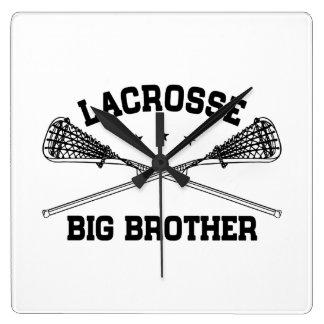 Lacrosse Big Brother Wallclock