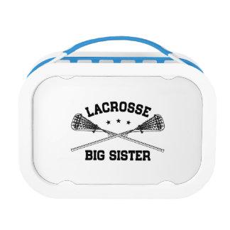 Lacrosse Big Sister Lunch Box