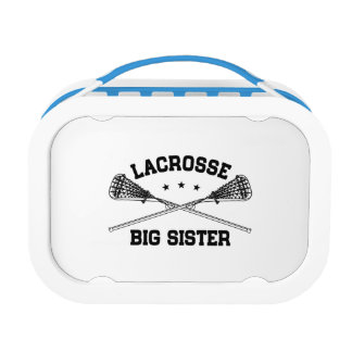 Lacrosse Big Sister Lunch Boxes