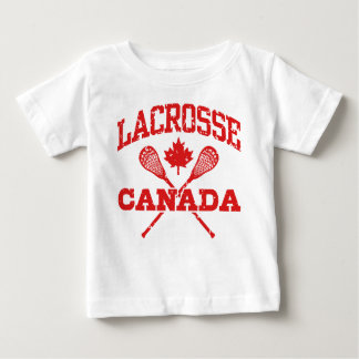 Lacrosse Canada Baby T-Shirt