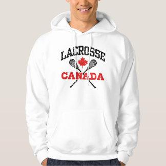 Lacrosse Canada Hoodie