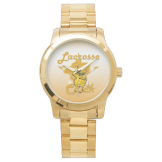 Lacrosse Chick #10 Wristwatches
