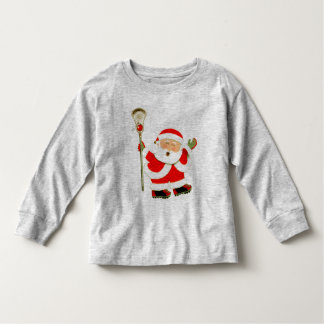 Lacrosse Christmas Toddler T-shirt