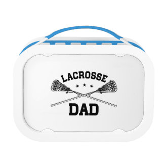 Lacrosse Dad Lunch Box