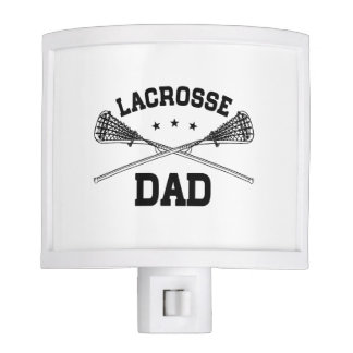 Lacrosse Dad Night Lights