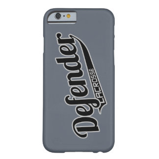 Lacrosse Defender iPhone 6 case