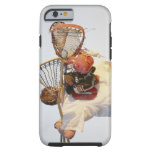 Lacrosse Equipment Tough iPhone 6 Case