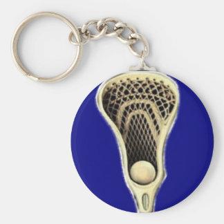 Lacrosse Gear Keychain