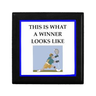 lacrosse gift box