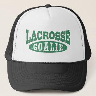 Lacrosse Goalie Trucker Hat