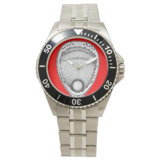 Lacrosse Goalie Wristwatches