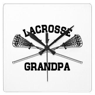 Lacrosse Grandpa Clocks
