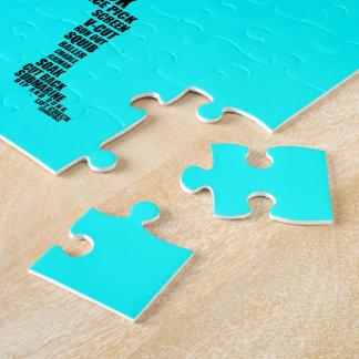 Lacrosse Jigsaw Puzzle