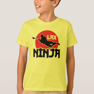 Lacrosse LAX Ninja Children's T-Shirt