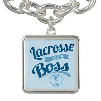 lacrosse Like A Boss Bracelet