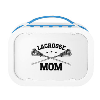 Lacrosse Mom Lunch Box