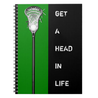 Lacrosse Notebook