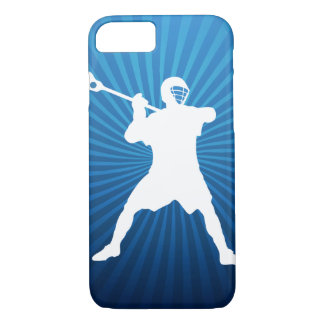 Lacrosse Player iPhone 7 case