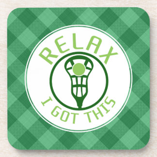 Lacrosse ReLAX I Got This Coaster Set