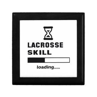 Lacrosse skill Loading...... Jewelry Box