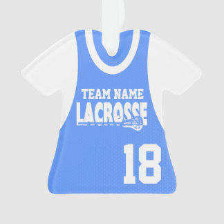 Lacrosse Sports Jersey with Photo