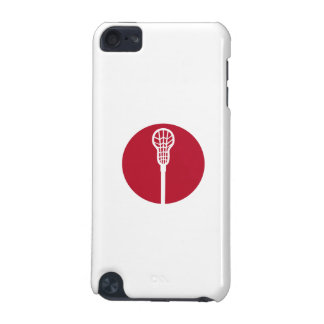 Lacrosse Stick Circle Icon iPod Touch (5th Generation) Cover