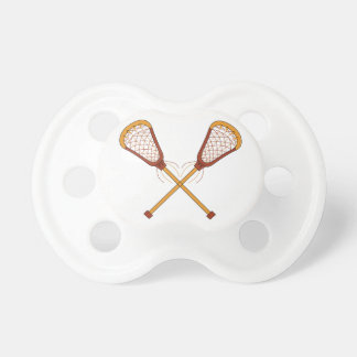 Lacrosse Sticks Pacifiers