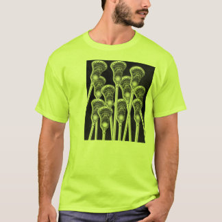 Lacrosse Sticks T-Shirt