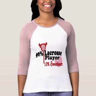 Lacrosse Sweetheart T-shirt