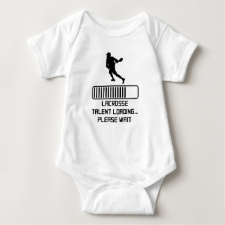 Lacrosse Talent Loading Baby Bodysuit