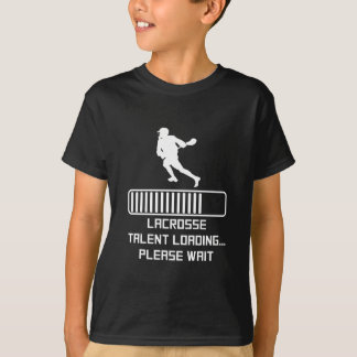 Lacrosse Talent Loading T-Shirt