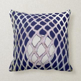 Lacrosse Throw Pillow